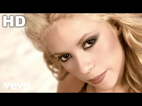 Shakira - Suerte (whenever, Wherever) video