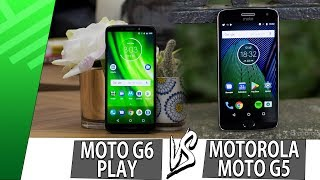 Motorola Moto G6 Play VS Motorola Moto G5 | Enfrentamiento | Review | Unboxing