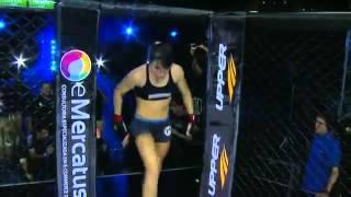 VALE APENAISTIR: MMA  VIOLÊNCIA CONTRA MULHER uma das maiores lutas que já vi...