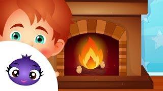 Animowane kołysanki dla dzieci po polsku - 50 minut