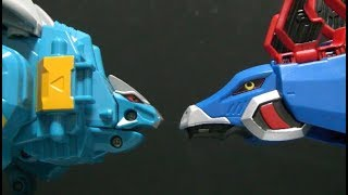 Power Rangers Dino  Charge Dinosaur Megazord Toys Transformation