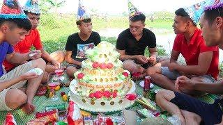 Hữu Bộ | Đại Tiệc Sinh Nhật Ở Ngoài Đồng | Birthday Party In The Field