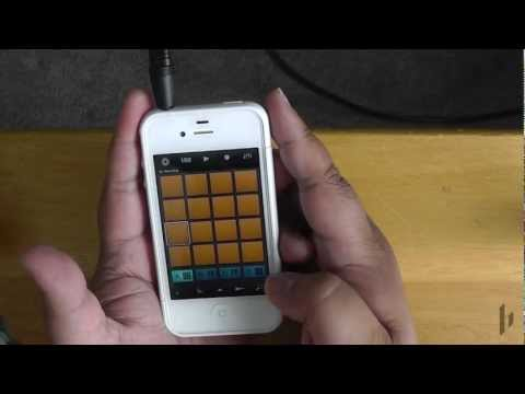 Intro to iMaschine: Making Beats on your iPhone