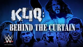 The KLIQ: Behind The Curtain – Tonight at 10/9 C on WWE WWE Network