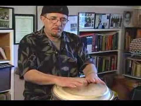 How to Play Conga Drums : Conga Drumming Practice Exercises Music Videos