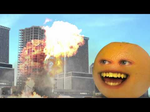 Annoying Orange - Subscribe Trailer