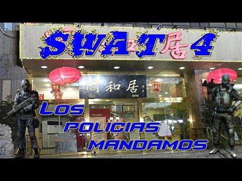 Swat 4 Los policias mandamos
