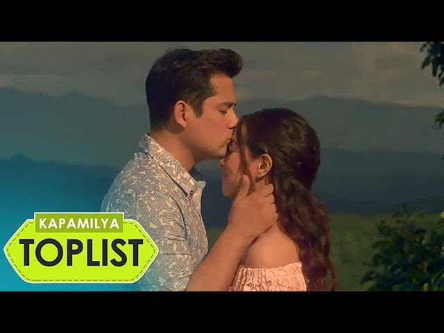 Kapamilya Toplist: 13 scenes that showed Roman and Soledad's short-lived romance in Los Bastardos