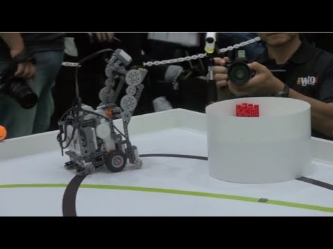 World Robot Olympiad Japan 2014