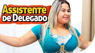 ASSISTENTE DE DELEGADO - PIADA DE LOIRA - PARAFUSO SOLTO