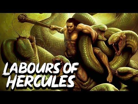 Download  The 12 Labours of Hercules/Heracles - Greek Mythology Stories - See U in History Gratis, download lagu terbaru
