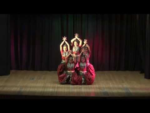 Contemporary Classic Ensemble With Students Of Mantra Dance, Ottawa video