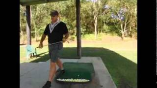 Martin Ayers Most Powerful Move In Golf Drill