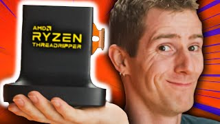AMD clearly isn't tired of winning yet… - Threadripper 3970X/3960X Review