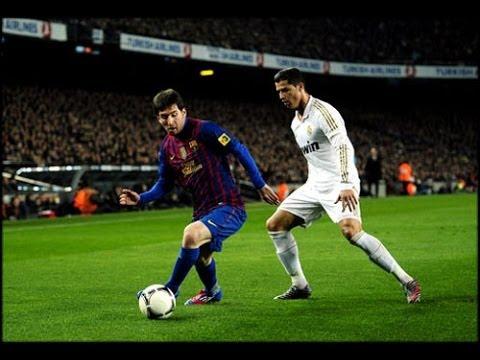 Cristiano Ronaldo vs Lionel Messi / 2013-2014 GOAL