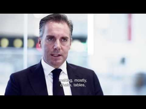 In Italy® Salone del Mobile 2015 - Interview Giuseppe Pedrali (it - sub en)