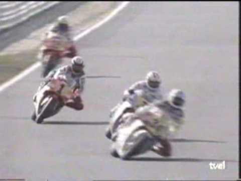 Moto Gp Suzuka 1991 Schwantz, Rainey, Doohan, Kocinski (500 c.c.) Motociclismo