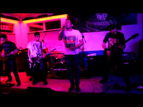 Promethevs - Aglaia (Live @ Viseu - Travanca de Bodiosa) 2012