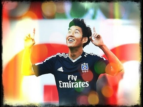Heung-Min Son | New Talent | WHISTLE | 2013 HD