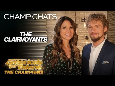 The Clairvoyants Reveal Their Biggest Predictions - America's Got Talent: The Champions
