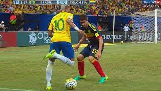 Neymar vs Colombia (Home) 16-17 HD 720p (06/09/2016)