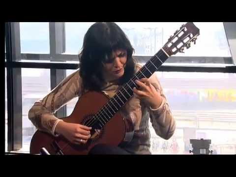 Irina Kulikova - Gallardo del Rey, California suite Preludio.flv