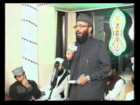 Qari Javed Akhtar - Naat Sarkar Ki Pharta Hoen Mein.-milad Un Nabi Saw In Uk, video