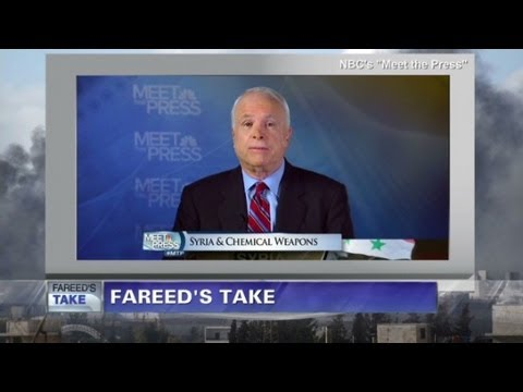 Fareed Zakaria GPS - Fareed's Take: Why the U.S. should not intervene in ...