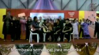 Jalur Gemilang (National Service, subbed, credited)