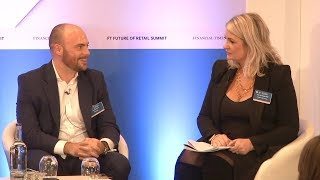 Kate Hardcastle - The Financial Times Future of Retail Summit - 20-09-18 - The Customer Whisperer