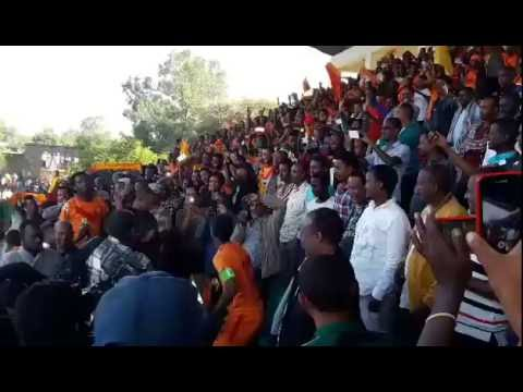 Ethiopia - St. George FC Claims The Ethiopian Premier League Title (2015/2016)