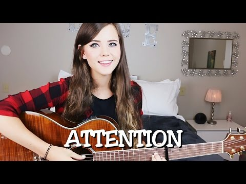 Attention - Charlie Puth (Live Acoustic Cover) Tiffany Alvord
