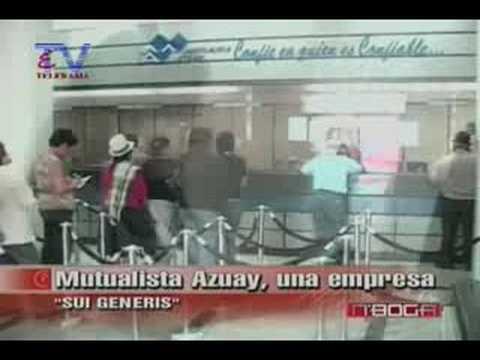 Mutualista Azuay, una empresa sui generis