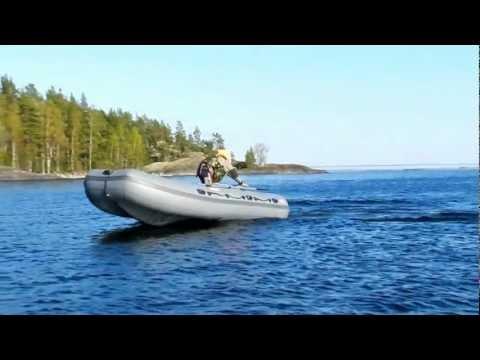 лодки из пвх посейдон лодки ру