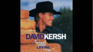 Watch David Kersh Wonderful Tonight video