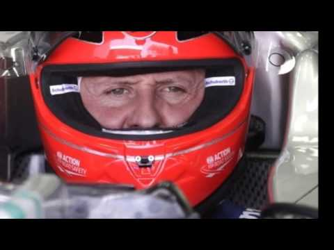 Michael Schumacher out of coma