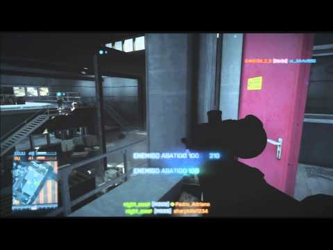 BF3 Quicksnipe Gameplay TCT:E [HD]