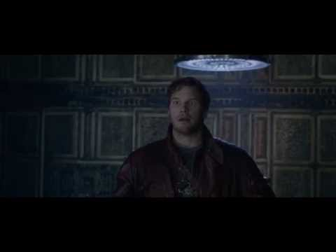 Marvel's Guardians of the Galaxy clip - My name is Peter Quill | HD