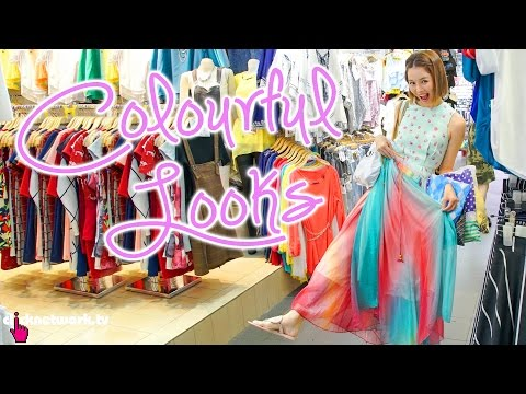Colourful Looks - Budget Barbie: EP107