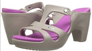 You Can Now Buy High Heeled CROCS But The Internet Has Thoughts