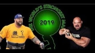 The World's Strongest Man 2019 - FINALS