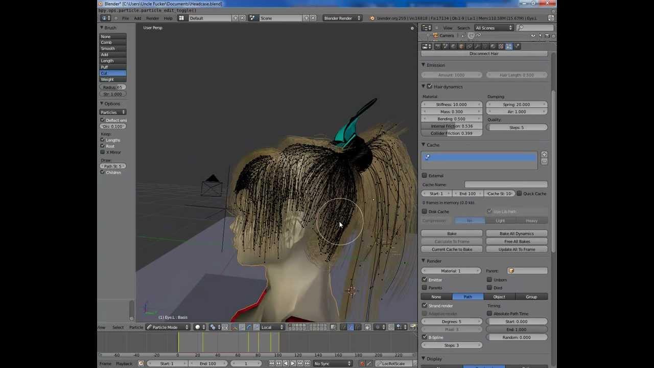 Blender video texture tutorial