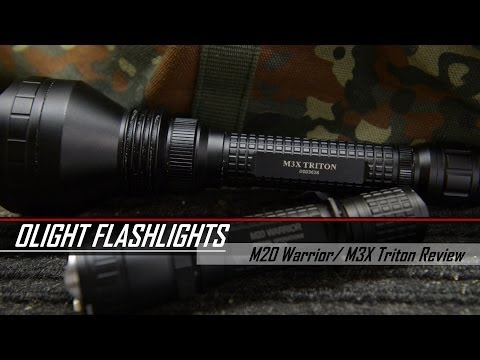 Olight Tactical Flashlights