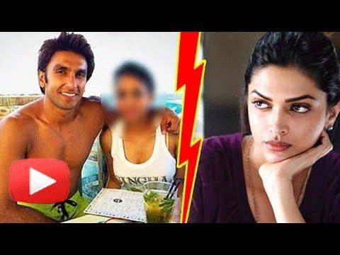 Ranveer Singh CHEATS On Deepika Padukone?