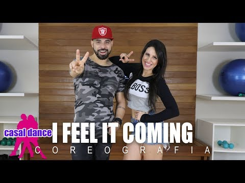 I Feel it Coming - The Weeknd ft Daft Punk | Casal Dance | Coreografia
