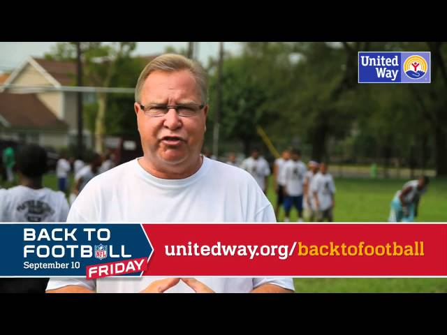 RON JAWORSKI and Back to Football Friday