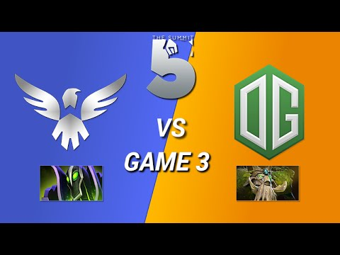 OG vs Wings Game 3 - The Summit 5 Grand Finals