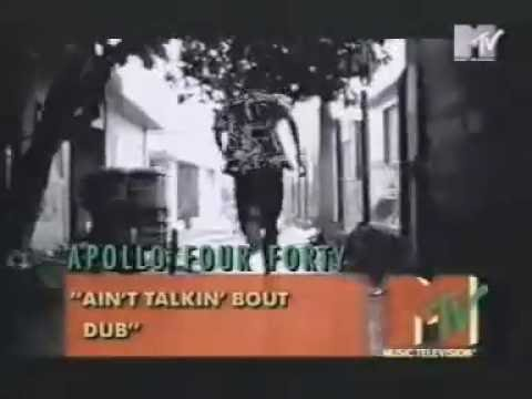 Apollo 440 - Aint Talking Bout Dub