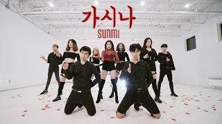 download lagu East2west Sunmi선미 - Gashina가시나 Dance Cover gratis