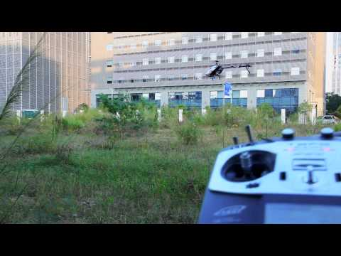 DJI Naza-H GPS Atti.Mode with position lock
